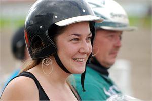 Maria Honkalaa hymyilytti ruunansa Prin Holzin yllätysvoitto.