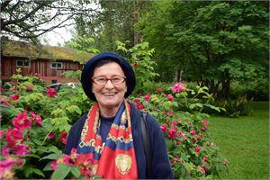 Kohta kymmenen vuotta eläkkeellä ollut nivalalaislähtöinen näyttelijä Eeva-Maija Haukinen nauttii yhä kutsumusammatistaan.