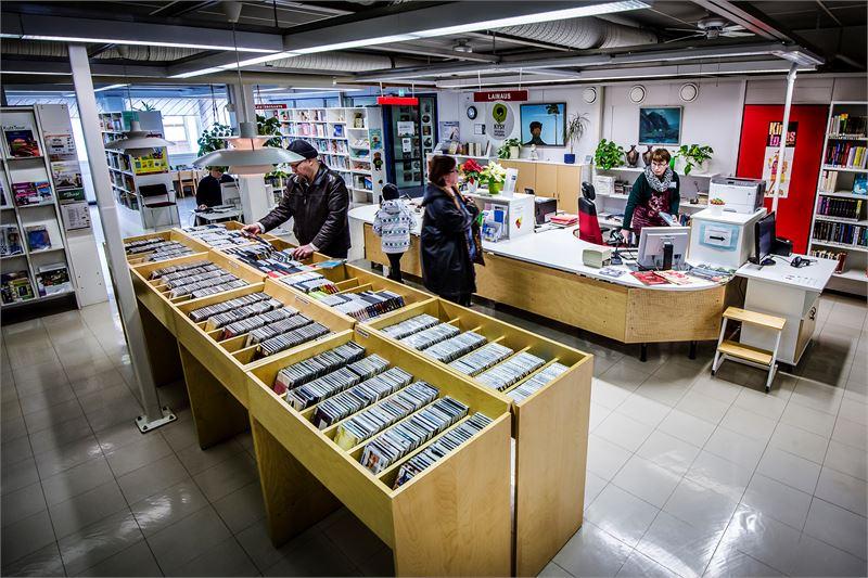 Jokela Kirjasto