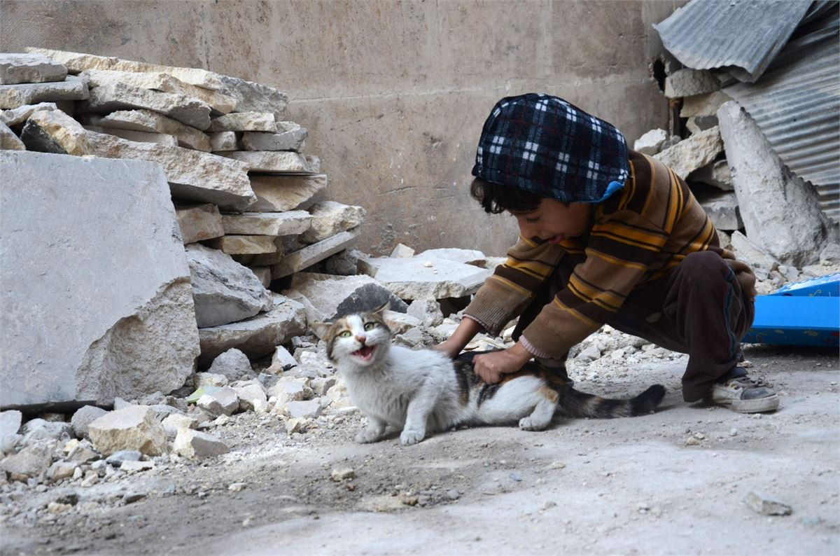 Pelastakaa Lapset: Syyrian sota yhä tuhoisampi lasten mielelle
