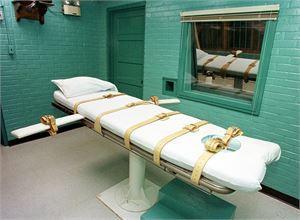 Teloituksissa käytettävän lääkeaineen käyttöaika on umpeutumassa, eivätkä lääkeyhtiöt halua toimittaa sitä vankien surmaamiseen. LEHTIKUVA/AFP