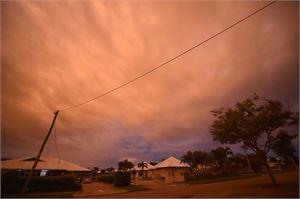 Houkuttivatko Australian maisemat 12-vuotiaan pojan auton rattiin matkalle mantereen halki? LEHTIKUVA/AFP