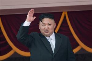 Kim Jong-unin johtama Pohjois-Korea on tehnyt viime kuukausina useita ohjuskokeita. LEHTIKUVA/AFP