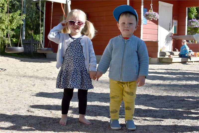 lastenhoitajan palkkaaminen Uusikaupunki