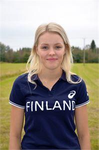 Anniina Kortetmaa juoksee heti avauspäivänä perjantaina naisten satasella.