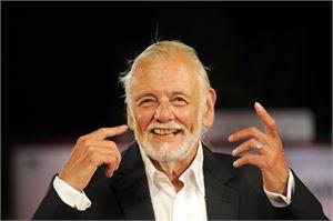 Ohjaaja George A. Romero syyskuussa 2009. Romero menehtyi heinäkuun puolivälissä 77-vuotiaana.