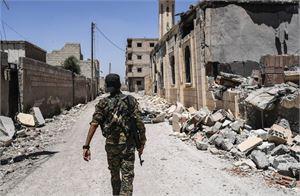 Tuhansia Syyrian hallitusta vastustavia kapinallisia on koulutettu ohjelman puitteissa. LEHTIKUVA/AFP