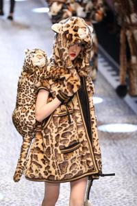 Leopardi-kuviot ovat suosittuja tulevana talvikautena