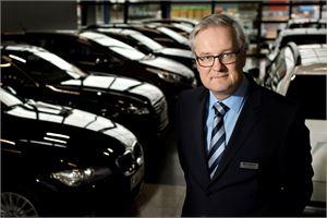 Hyvän lehden merkitys on yhtä tärkeä niin mainostajalle kuin lukijallekin. – Laadukas ja laajasti leviävä lehti palvelee meitä kaikkia, Käyttöauto Oy:n paikallisjohtaja Juha Vainionpää sanoo.