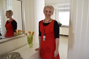 Pauliina Valkovirta toivoo valinnan virkistävän Kokoomuksen paikallistoimintaa.