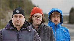 Marko Pöllänen, Mikko Aarikka ja Tuomas Kiuru joutuivat vakavaan onnettomuuteen nuorina varussotilaina.