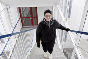 Seija Paananen on talkkarina hoitanut opiskelija-asuntola Bodgärdetiä kuin omaa taloaan jo 40 vuotta.