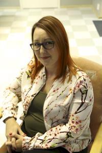Suvi Pokela työskentelee Lape-hankkeessa projektityöntekijänä.