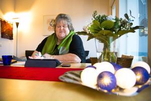 Henkilökohtaisessa elämässään Eija-Riitta Niinikoski aikoo tänä vuonna antaa aiempaa enemmän aikaa itselleen ja läheisilleen.