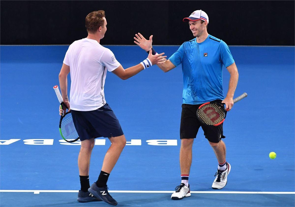 Kontinen ja Peers voittivat Brisbanen tennisturnauksen