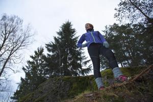 """""""Juoksun aikana pää tyhjenee kaikesta turhasta sälästä, jota helposti kertyy mieleen."""", Tarja Virolainen kuvailee."""