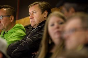 Juha Junnoa muistetaan Haapavedellä.