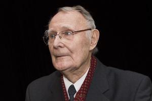 Ingvar Kamprad perusti Ikean vain 17-vuotiaana vuonna 1943.