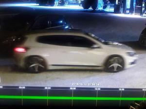 Tunnistatko tämän auton, joka on kuvattu valvontakameraan Kalajoella?