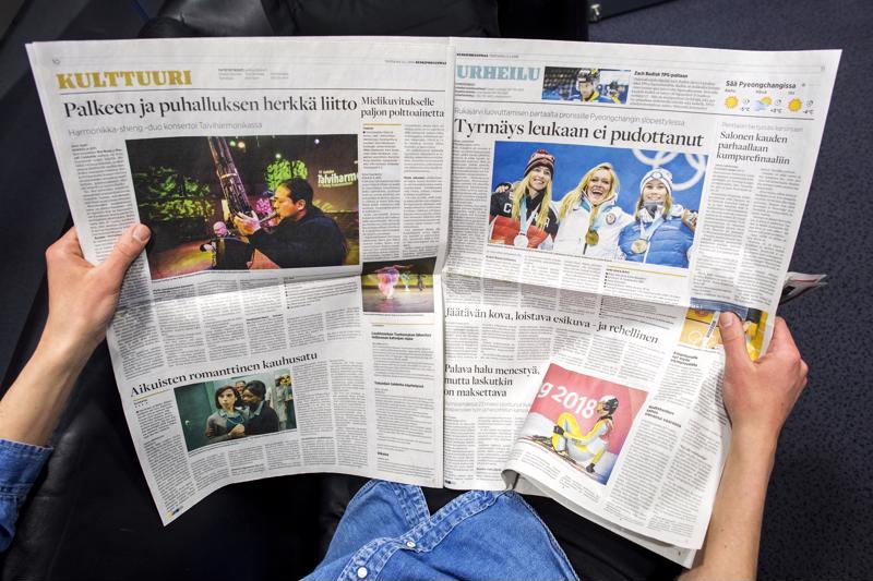 Keskipohjanmaa ilmestyi tänään viimeistä kertaa broadsheet-koossa. –Uskon, että moni keräilijä ottaa tämänpäiväisen lehden talteen, toteaa toimituspäällikkö Hannu Lehto.