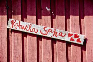 Kahvila Sahan kahvila on kiinni ensi kesänä, koska Kokkolan rakennus- ja ympäristölautakunta ei myöntänyt sille poikkeamislupaa.