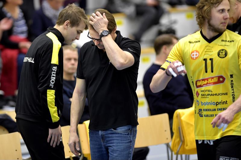 Tapio Nissi ei jatka Kokkolan Tiikereiden valmentajana.
