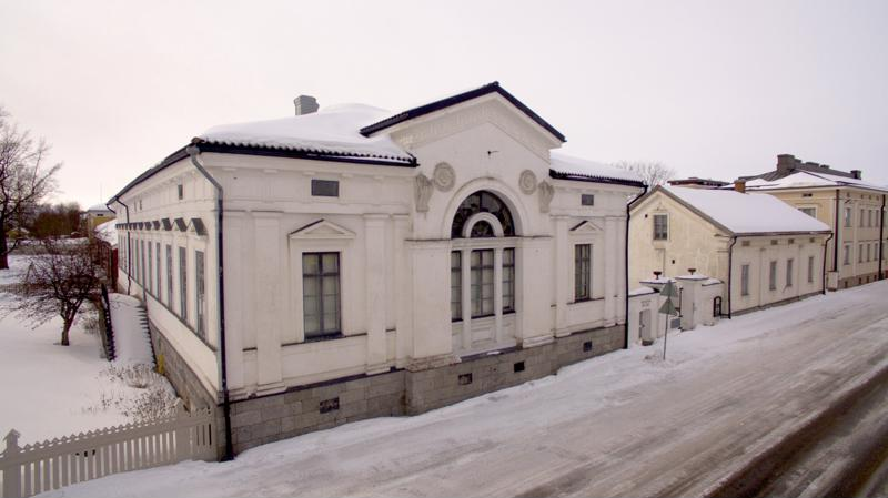 5. Malmin talo. Kaupunginmuseon päärakennus.
