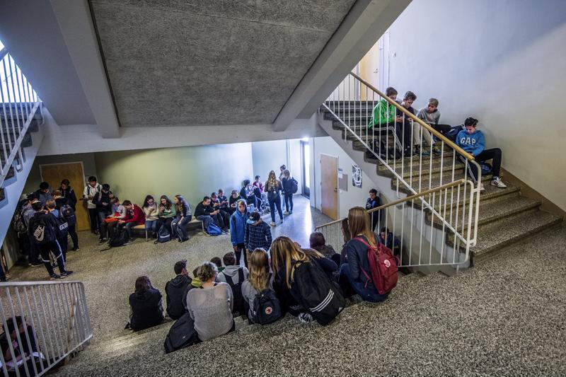 Etelänummen koulu vastaanottaa kuutosluokkalaiset tämän vuoden syksyllä.