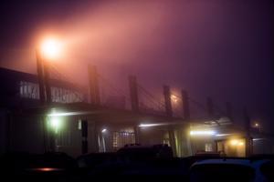 Vaaratilanteet ovat harvinaisia Kokkola-Pietarsaaren lentokentällä.