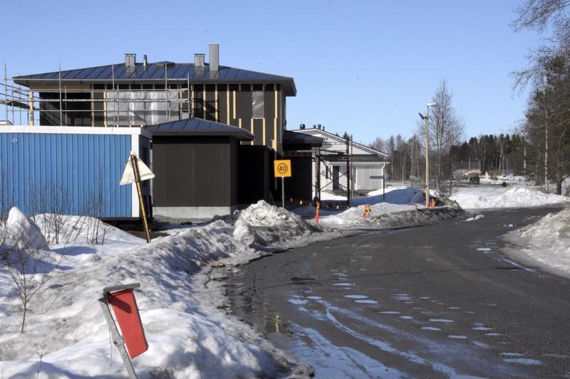 Muun muassa Vestersundinkylän omakotialue on täyttynyt nopeasti. Pietarsaarella on pitkästä aikaa tarjota kymmeniä vaihtoehtoja rakentajille.