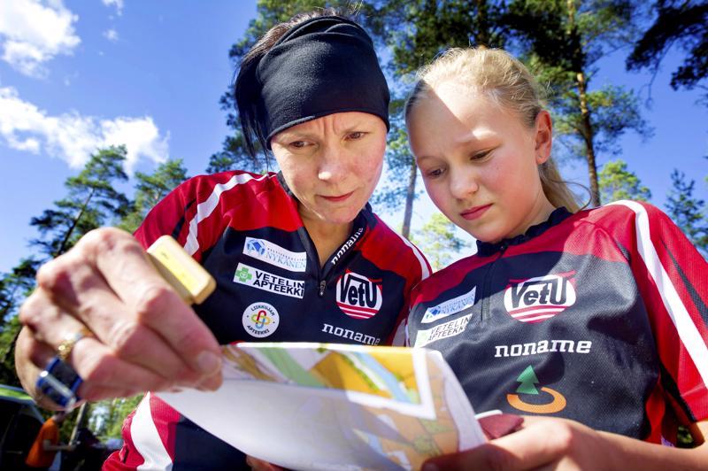 Perhonjokilaakson ensimmäiset iltarastit käydään sprinttikisana Teerijärvellä.