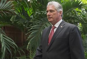 Miguel Díaz-Canel on noussut Kuuban johtoon Raúl Castron suojeluksessa.