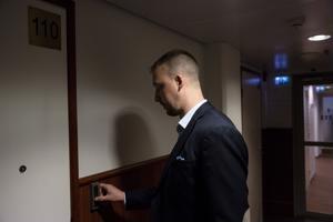 Thomas Kingelin on Omena-hotellien toimitusjohtaja.