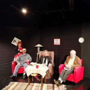 Psykoterapiassa ovat mukana Anu Harjunpää, Juha Aho, Heli Karhukorpi ja Pekka Linnanmäki.