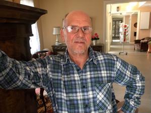 Pietarsaarelainen John Erik Furu otti influenssarokotteen viime syksynä. Silti hän sairastui influenssaan.