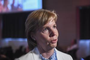 Rkp:n puheenjohtajan Anna-Maja Henrikssonin mukaan hallituksen sote-uudistusesitys eivät saa kannatusta eduskuntaryhmästä.