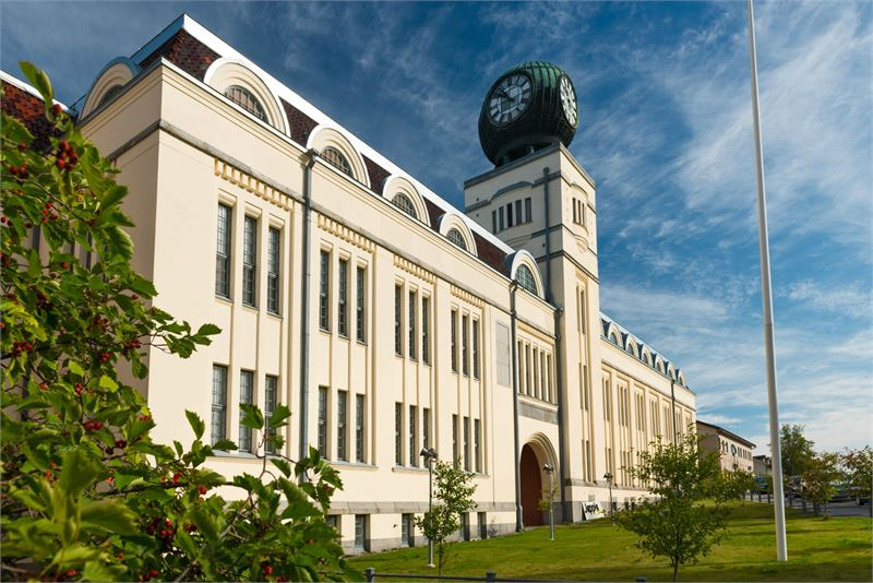 Suomen kaunein työterveysasema