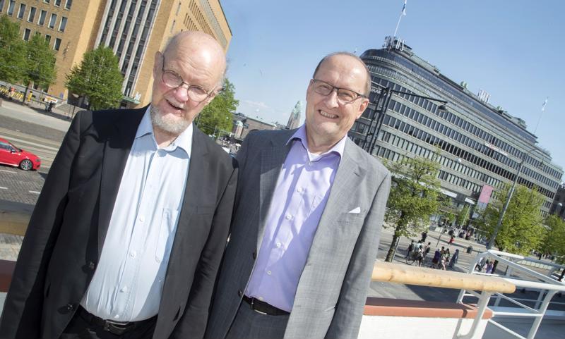 Osmo Soininvaara ja Esa Härmälä ovat kehittäneet teesejä, joiden pitäisi auttaa kaupunkeja kasvuun muuallakin kuin Helsingin seudulla.