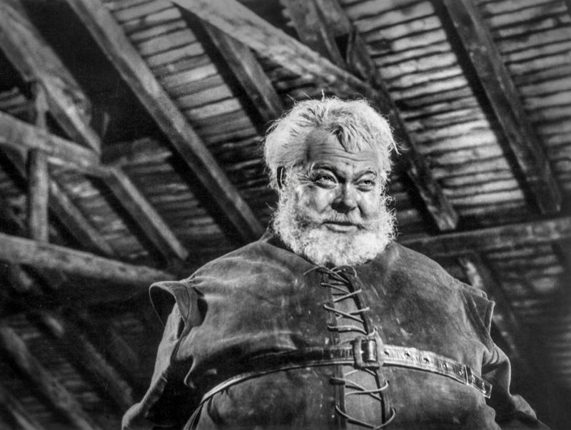 Orson Wellesi piti kutsumusroolinaan Sir John Falstaffia Falstaff-elokuvassa.