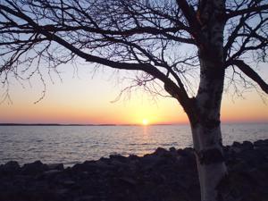 Lukijan talvikuvat Leena junnikkala Kalaj särkillä kesäisen näköistä mutta viileää
