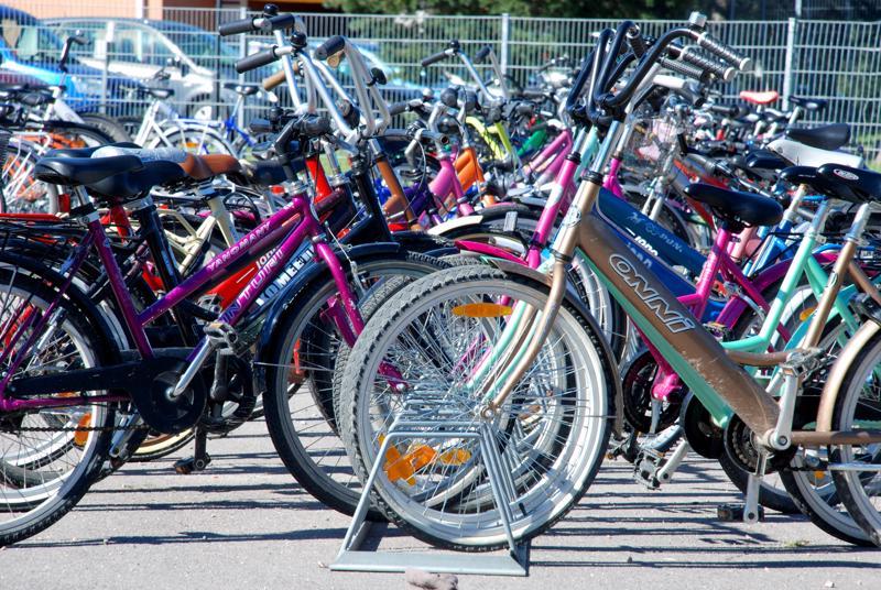 Polkupyörävarkaudet ovat kasvaneet koko maassa.