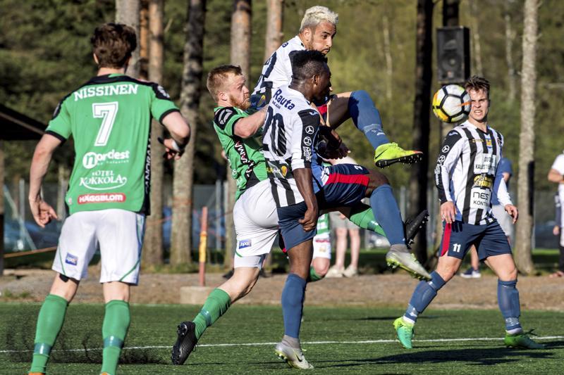 Tähän asti Santahaan tekonurmella kotipelinsä pelannut KPV pääsee lauantaina Keskuskentälle.