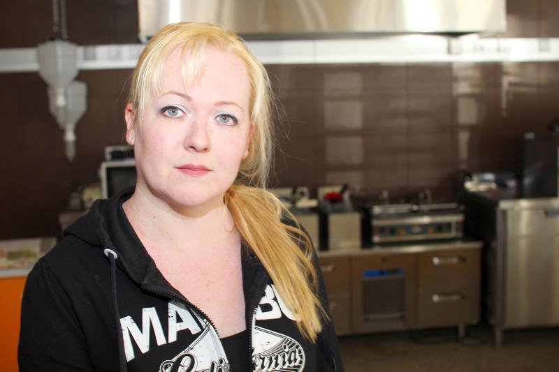 Jenni-Maria Kangas on toiminut Kotipesän yrittäjänä neljän vuoden ajan.