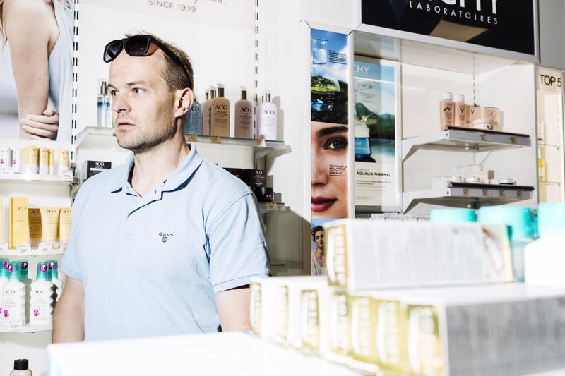 Vantaalaisen Samuli Jussilan mukaan apteekkijärjestelmää pitäisi jo muuttaa nykyaikaisemmaksi.