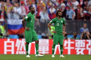 Saudi-Arabia hävisi avausottelunsa Venäjää vastaan 5-0, ja matkalla seuraavaan otteluunkin koettiin pieniä jännitysmomentteja.