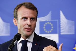 Ranskan presidentti Emmanuel Macron tiedusteli maanantaina puhelimitse Juha Sipilältä Suomen kantaa EU-asioihin.