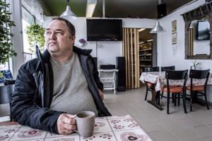 Kokkolan kaupunginhallituksen puheenjohtaja Reino Herlevi asuu itsekin Ullavassa.