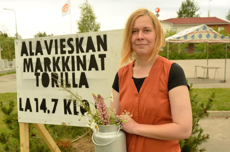 Tämänhetkisten varausten perusteella Alavieskaan on luvassa kunnon markkinat.