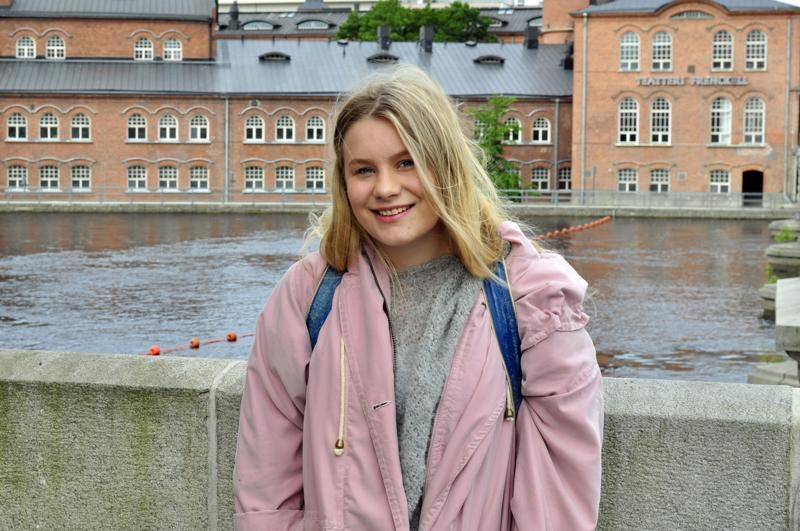 Riina Tanskanen suunnitteli Pispalan Sottiisin somekampanjan.