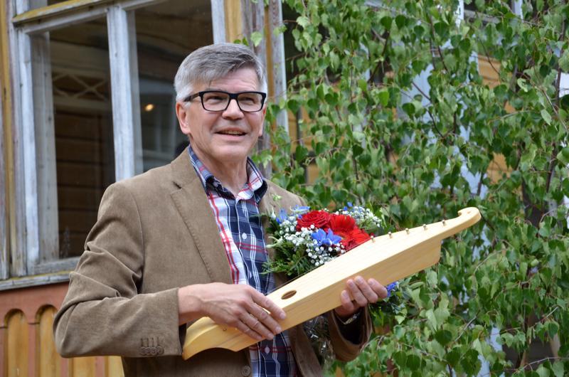Risto Känsälä on vuoden ulkokaustislainen.